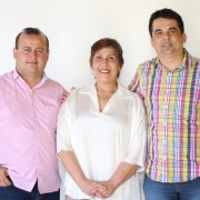 Léo Saturnino e Fábio Henrique declaram apoio a, Célia Rocha