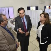 Julio Cezar vai pleitear curso e contratação ao representante do Ministério