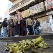 Duplo atentado suicida no centro de Bagdá mata 38 pessoas (foto: EPA)