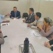 De acordo com o prefeito Rogério Teófilo, que esteve acompanhado da secretária municipal de Saúde, Aurélia Fernandes, a contrapartida do município será quitada até a próxima quinta