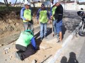 Equipes já trabalham para retomar a iluminação do Lago da Perucaba