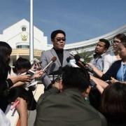O advogado Kong Suriyamontol representa o milionário japonês, que lutou na Justiça pelo direito à paternidade das crianças Foto: AFP/Getty Images / BBCBrasil.com