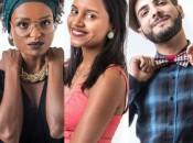 Nayara, Gleici e Mahmoud formam o novo Paredão do 'BBB18' Foto: Divulgação, TV Globo / PurePeople