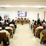Brasília - A Conferência Nacional dos Bispos do Brasil (CNBB) abre oficialmente a Campanha da Fraternidade 2018 (Marcelo Camargo/Agência Brasil)