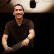 Lael Correa, primeiro convidado do Conversa de Coxia (Foto J. Erisson)