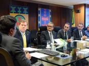 Recursos foram assegurados em reunião com o ministro da Educação