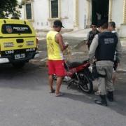 Operação Páscoa 2018 em Alagoas . Foto: Ascom PMAL