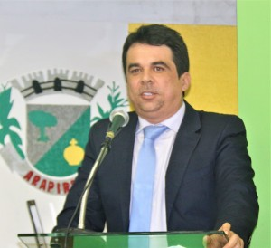 Vereador Fabio Henrique solicitou benefício para o bairro Brasília
