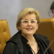 A ministra Rosa Weber