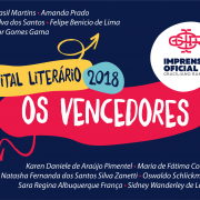 Edital Literario