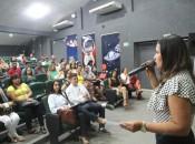 Evento foi realizado no auditório do Planetário e reuniu técnicos da Educação, entre outros