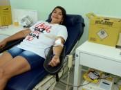 Candidatos à doação de sangue têm que ter entre 16 e 69 anos e, no mínimo, 50 kg (Fotos: Olival Santos)
