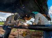 fórum está relacionado com a entrega de mais uma importante obra do Governo do Estado junto à Algás nesse trimestre: o Gasoduto Penedo-Arapiraca . Divulgação