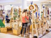 Exposição em alusão ao Dia do Índio, integra as ações promovidas por meio do projeto Alagoas Feita à Mão (Fotos: André Palmeira)