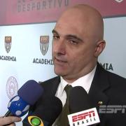 A principal queixa foi a anulação de um pênalti em Dudu, no segundo tempo, quando o Corinthians vencia por 1 a 0.