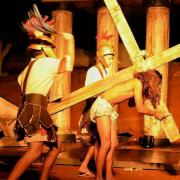 """A Nossa Paixão"""", teve a 16ª edição da peça teatral religiosa ao ar livre"""