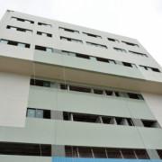 Hospital da Mulher está em construção em Maceió e deve ser entregue em julho deste ano.  Carla Cleto