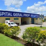 Hospital Ib Gatto Falcão passará a ser gerido por uma Organização Social. Carla Cleto