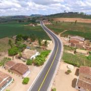 cesso ao povoado Canafístula foi inaugurado durante a 9ª edição do Governo Presente. Ascom Setrand