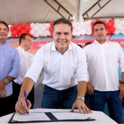Contrato para a construção da UPA do Jacintinho foi assinado nesta terça-feira (17). Márcio Ferreira