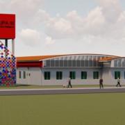 A previsão é de que a obra seja concluído em 120 dias, a partir do início da execução dos serviços Olival. Santos / Ilustração
