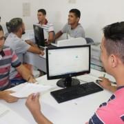 Até 2016 o Sine conseguia inserir cerca de 1800 pessoas por ano no mercado de trabalho. Hoje esse número saltou para mais de 12 mil por ano. Márcio Chagas