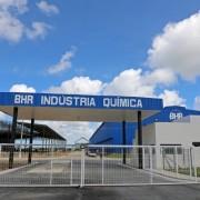 BHR tem capacidade para produzir, em seu primeiro ano de funcionamento, 14.217 toneladas de sulfeto de sódio, carbonato de cálcio e bicarbonato de sódio, elementos essenciais para o ramo da mineração, para produção de tintas, alimentos e gesso Foto: Márcio Ferreira