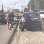 Funcionário da OAB levou tiro na perna durante abordagem truculenta de policiais do Batalhão de Trânsito (Foto: Cortesia)